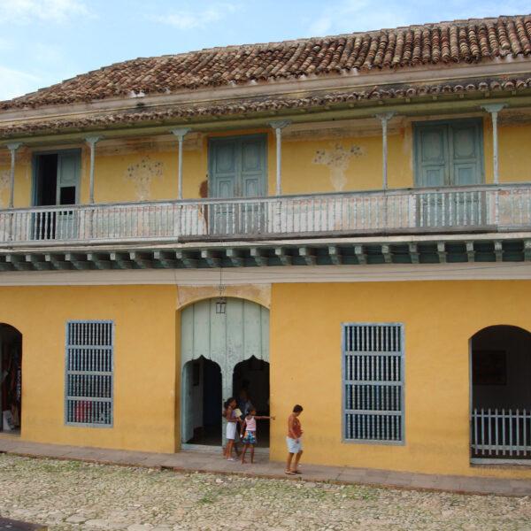 Casa de la Cultura Trinitaria - Trinidad - Cuba