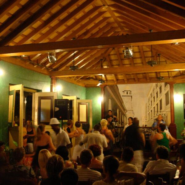 Casa de La Trova - Santiago de Cuba - Cuba