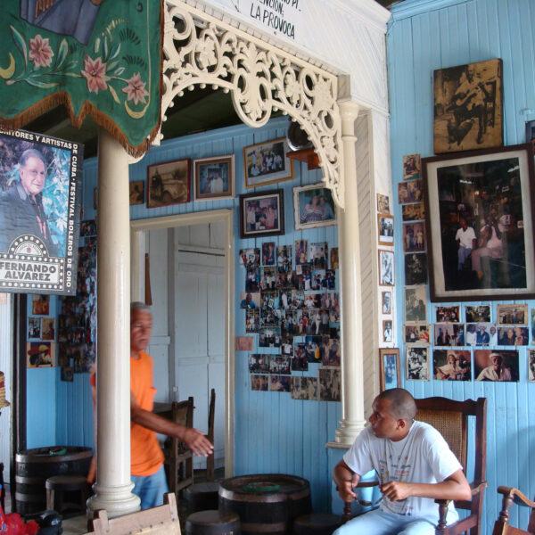 Casa de las Tradiciones - Santiago de Cuba - Cuba