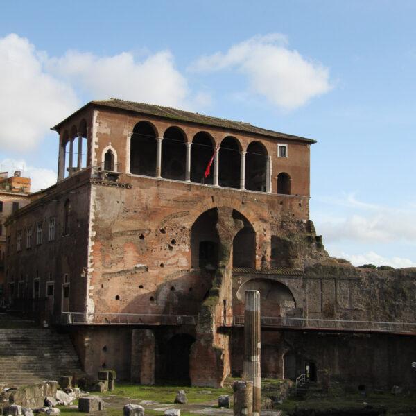 Casa dei Cavalieri di Rodi - Rome - Italië