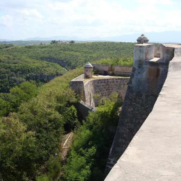 Castillo del Morro - Santiago de Cuba - Cuba