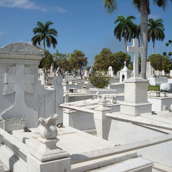 Cementerio de Santa Ifigenia - Santiago de Cuba - Cuba