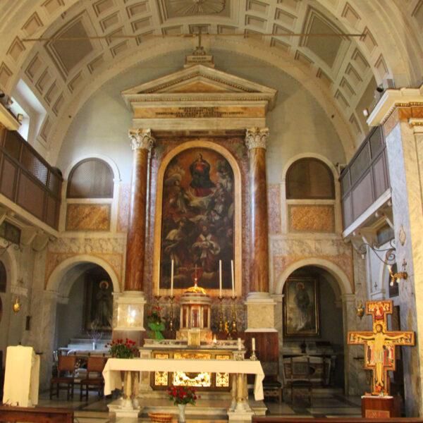 Convento S. Bonaventura Al Palatino - Rome - Italië