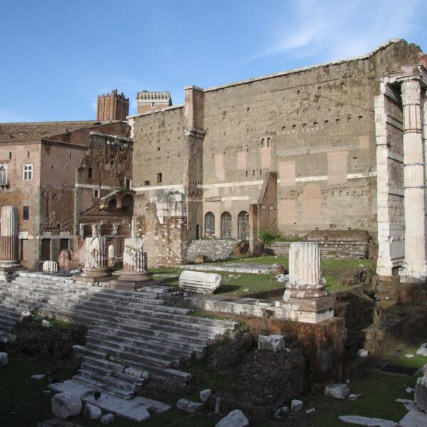Forum van Augustus - Rome - Italië