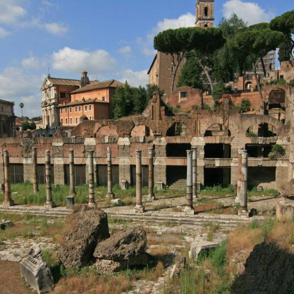 Forum van Caesar - Rome - Italië