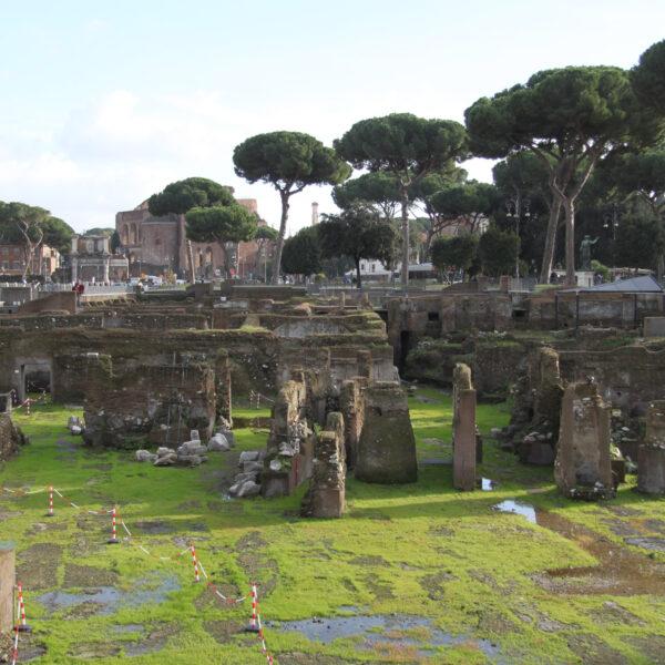 Forum van Trajanus - Rome - Italië