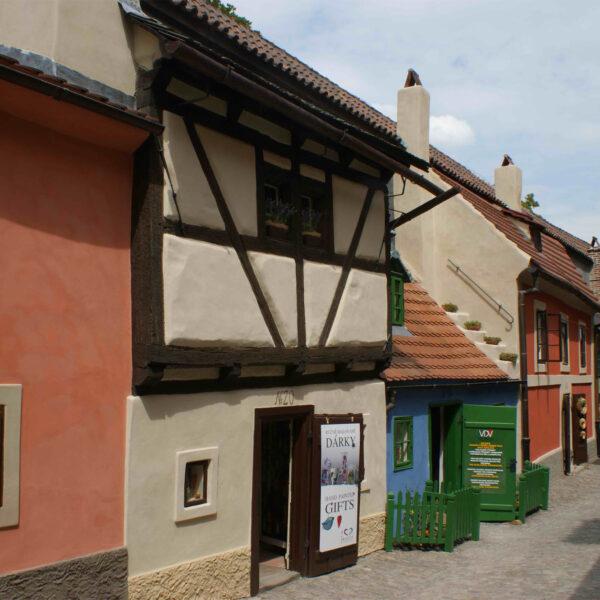 Gouden straatje - Praag - Tsjechië