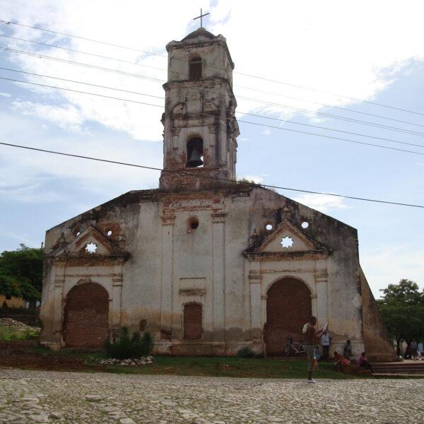 Iglesia de Santa Ana - Trinidad - Cuba