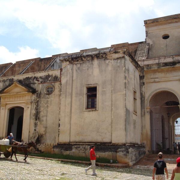 Iglesia Parroquial de la Santísima - Trinidad - Cuba