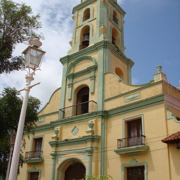 Iglesia y Convento de San Francisco - Trinidad - Cuba