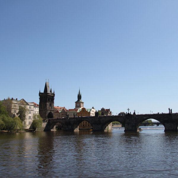 Karelsbrug - Praag - Tsjechië