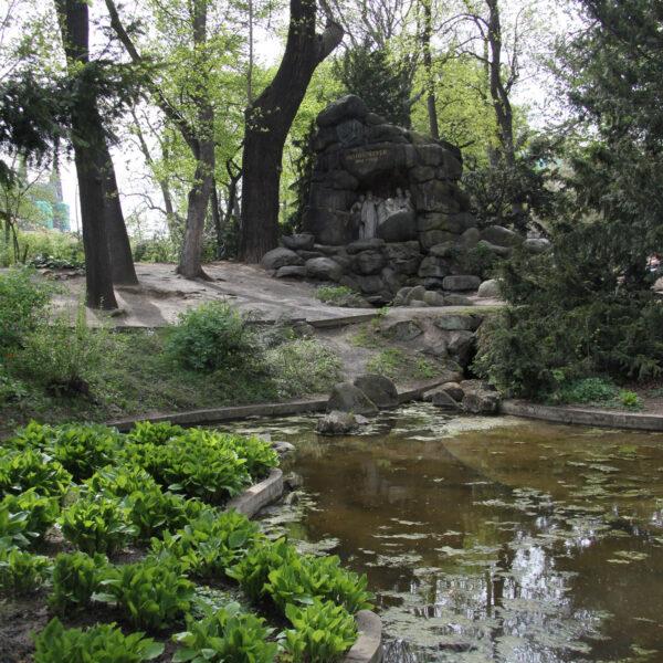 Koninklijke Tuin - Praag - Tsjechië