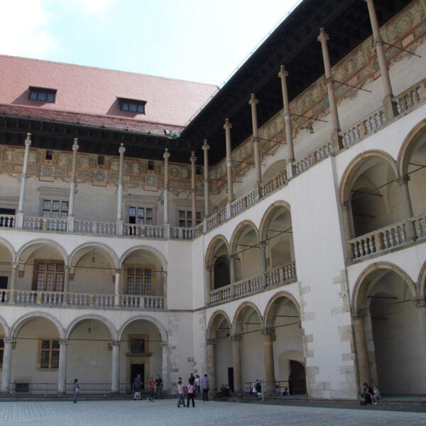Koninklijke Wawelburcht - Krakau - Polen