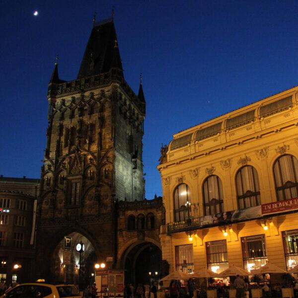 Kruittoren - Praag - Tsjechië