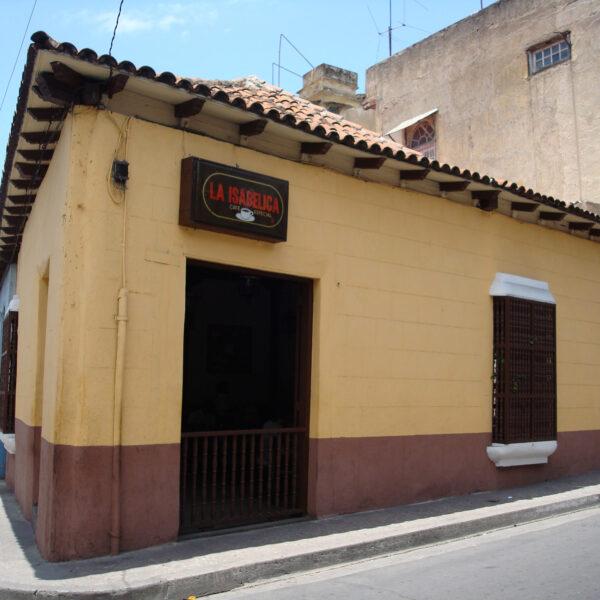 La Isabelica - Santiago de Cuba - Cuba