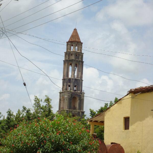 Manaca Iznaga-plantage - Valle de los Ingenios - Cuba