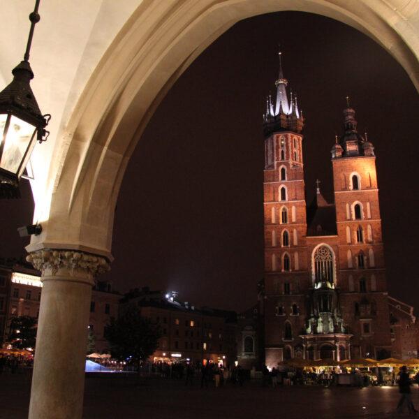 Mariakerk - Krakau - Polen