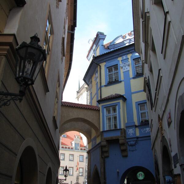 Melantrichovastraat - Praag - Tsjechië