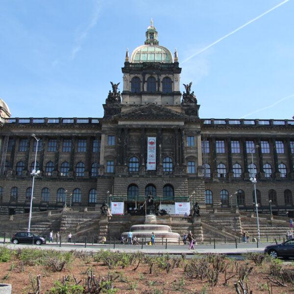Nationale Museum - Praag - Tsjechië
