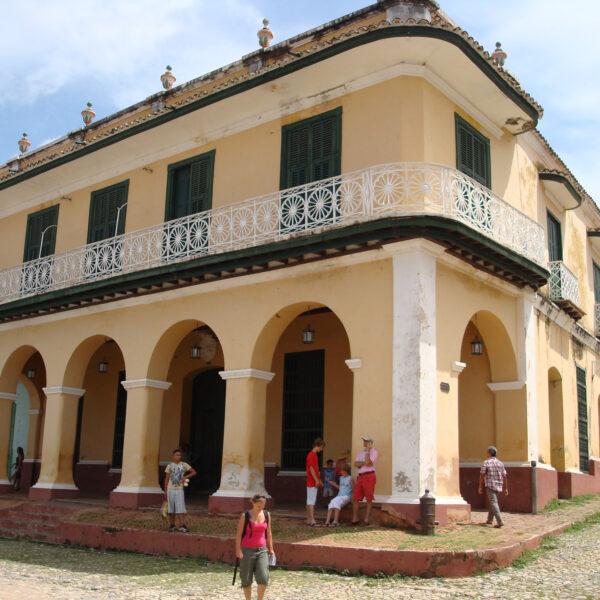 Palacio Brunet - Trinidad - Cuba