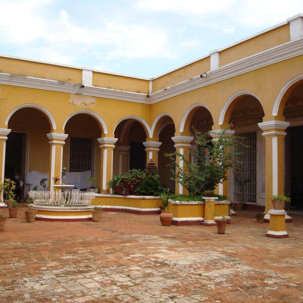 Palacio Cantero - Trinidad - Cuba
