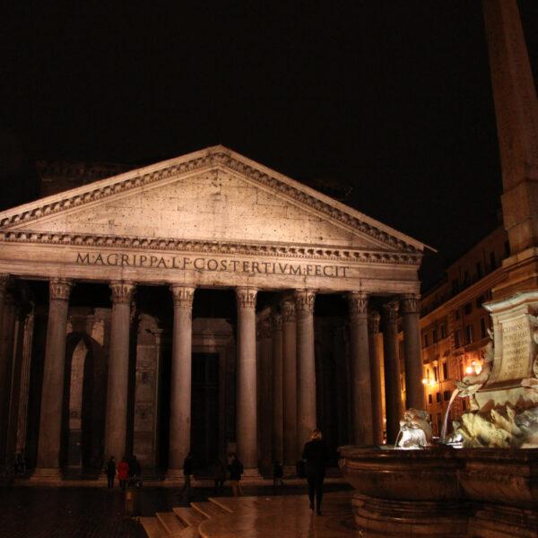 Pantheon - Rome - Italië