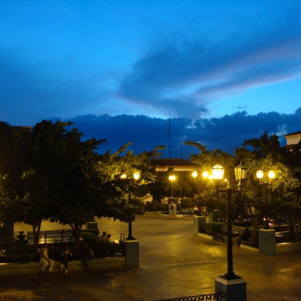 Parque Céspedes - Santiago de Cuba - Cuba