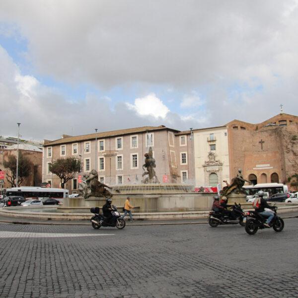 Piazza della Repubblica - Rome - Italië