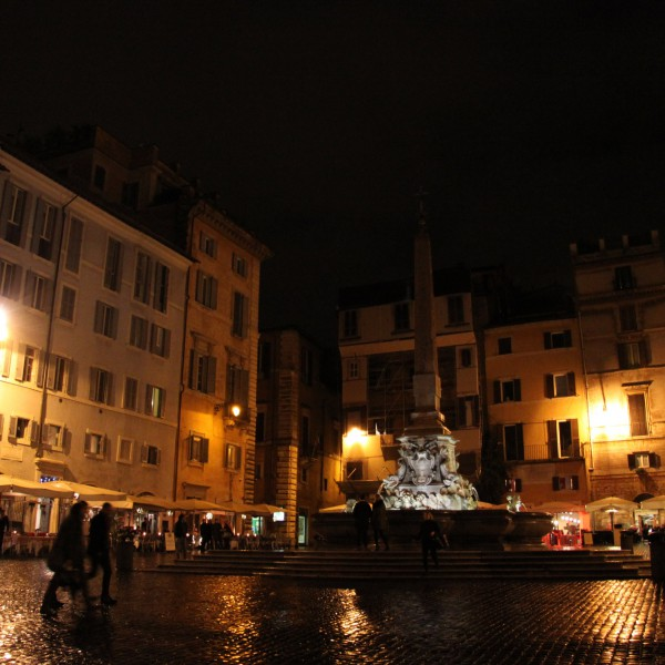 Piazza della Rotonda - Rome - Italië