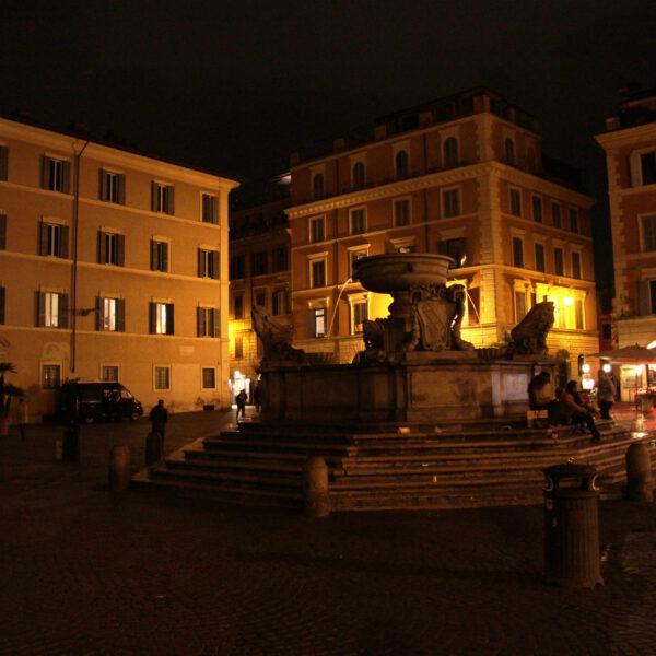 Piazza di Santa Maria - Rome - Italië