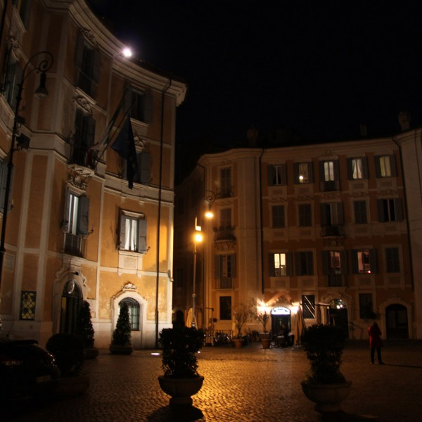 Piazza di Sant`Ignazio - Rome - Italië