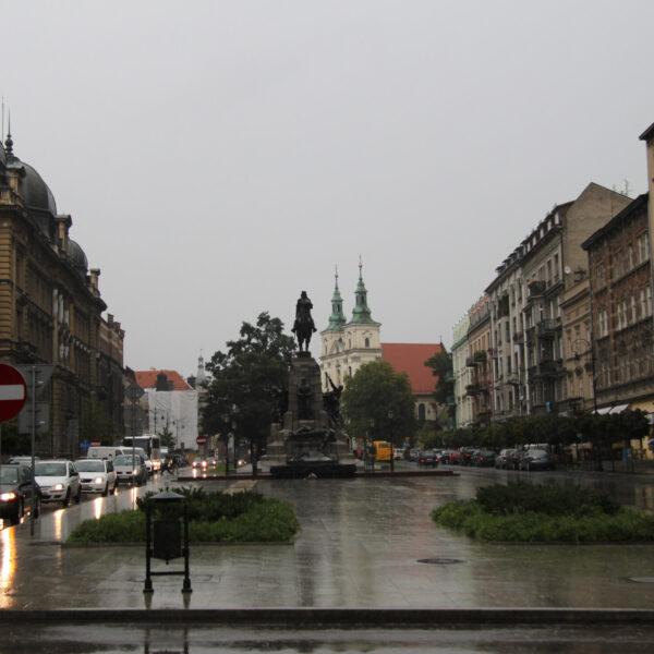 Plac Matejki - Krakau - Polen