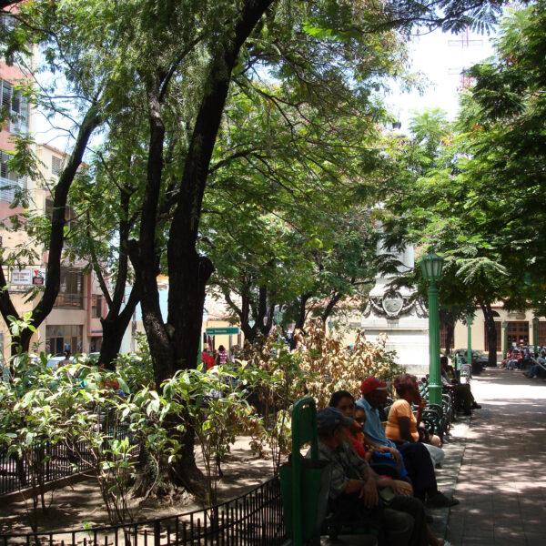 Plaza de Dolores - Santiago de Cuba - Cuba