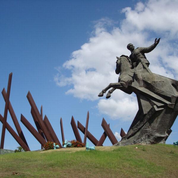 Plaza de la Revolución - Santiago de Cuba - Cuba