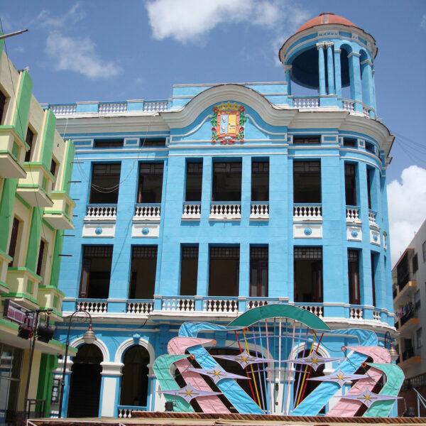 Plaza de los Trabajadores - Camagüey - Cuba