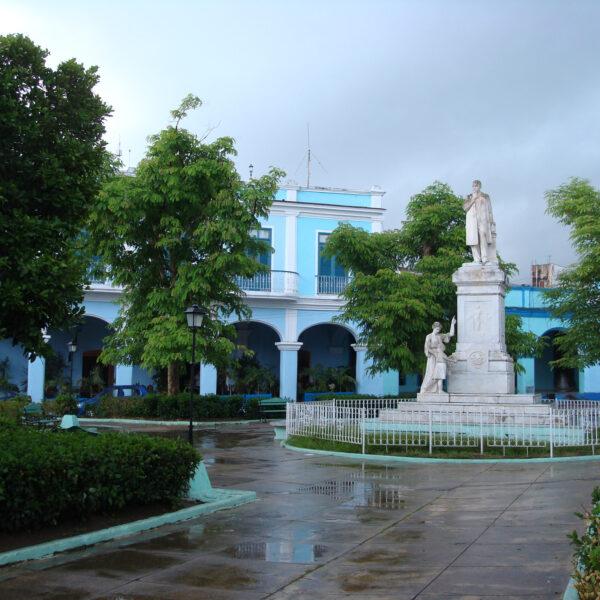 Plaza Honorato - Sancti Spíritus - Cuba