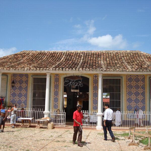Plazuela del Jigüe - Trinidad - Cuba