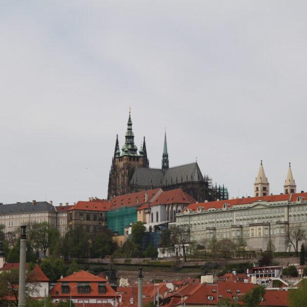 Praagse Burcht - Praag - Tsjechië