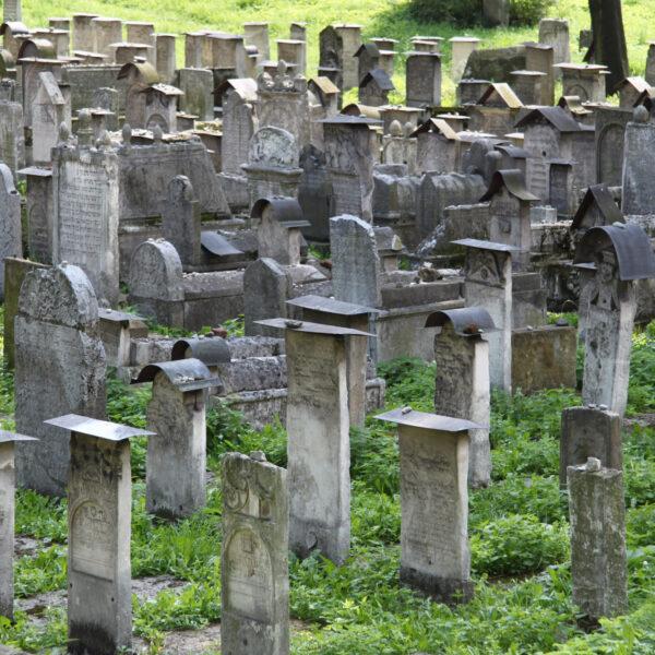 Remuhbegraafplaats - Krakau - Polen