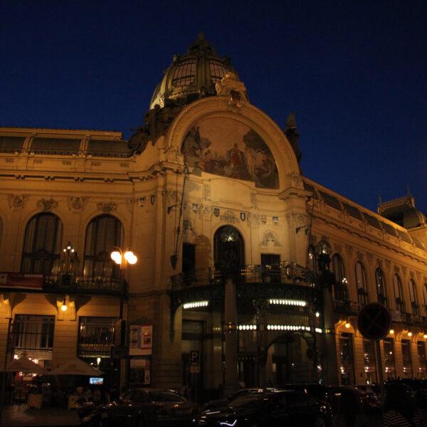 Representatiehuis - Praag - Tsjechië