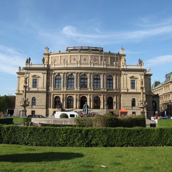 Rudolfinum - Praag - Tsjechië