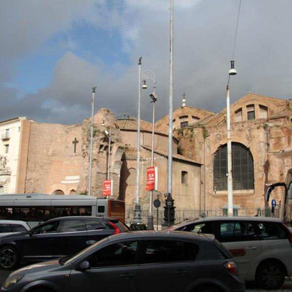 Santa Maria degli Angeli e dei Martiri - Rome - Italië