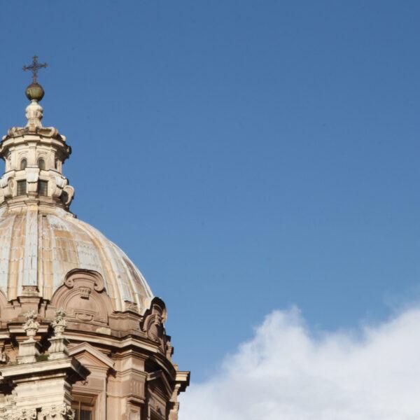 Santa Maria di Loreto - Rome - Italië