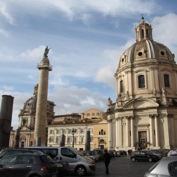 Santissimo Nome di Maria al Foro Traiano - Rome - Italië
