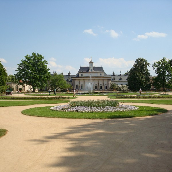 Schloss Pillnitz - Dresden - Duitsland