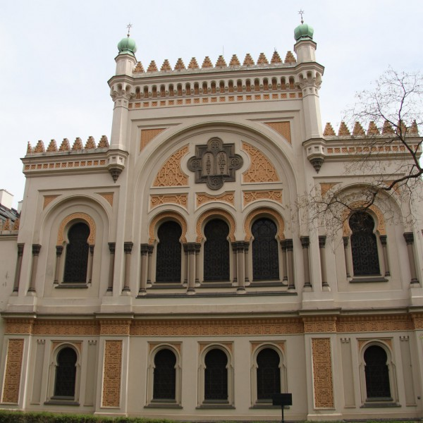 Spaanse Synagoge - Tsjechië - Praag