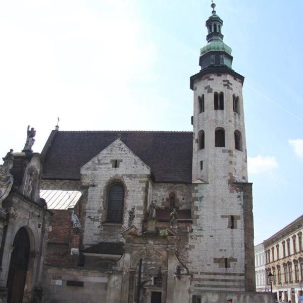 St. Andreaskerk - Krakau - Polen