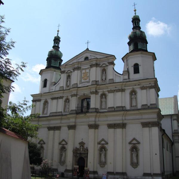 St. Bernardine - Krakau - Polen