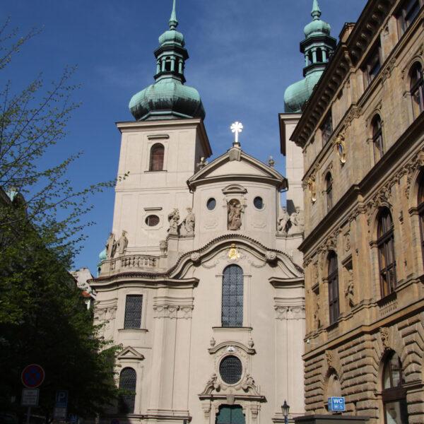 St. Galluskerk - Praag - Tsjechië