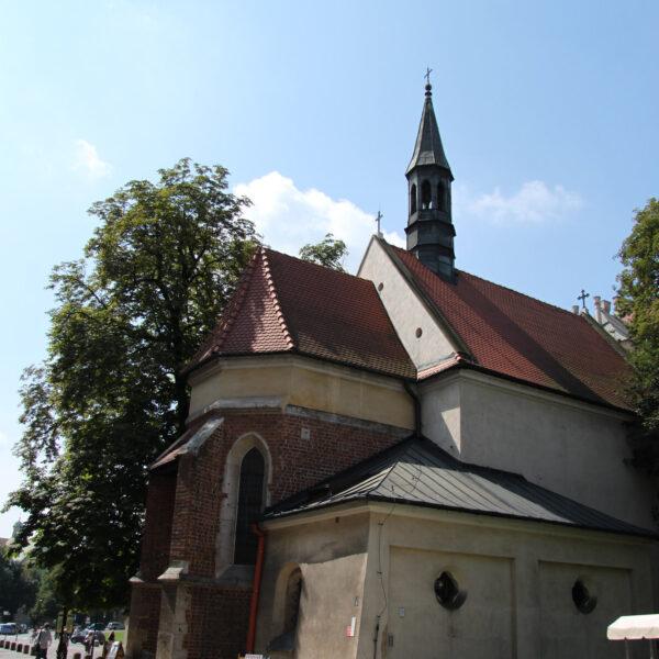 St. Gileskerk - Krakau - Polen
